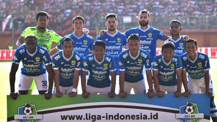 Persib Bandung Vs Persija Jakarta - Manajer Maung Bandung tak Setuju Pertandingan Ditunda