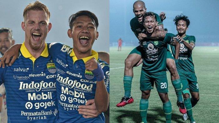 Persib vs Persebaya, Kedua Tim Punya Rekor Berbeda di Bali, Maung Bandung Lebih Sial