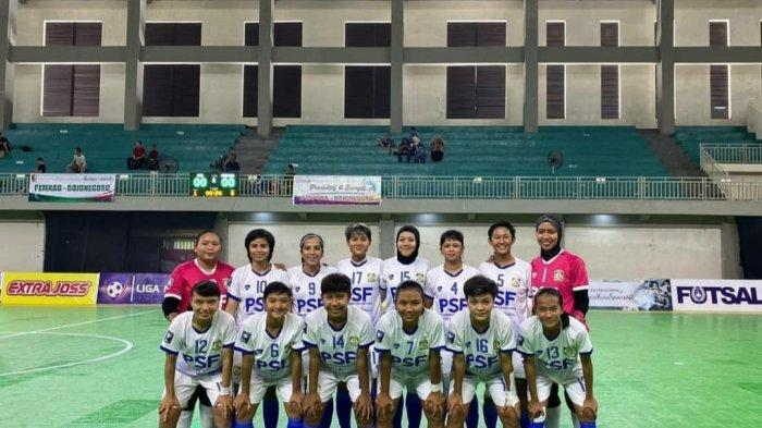 Pelatih Bersiba Female FC Achmad Syaibani Akui Masuknya Tiga Pemain Baru tak Jadi Beban