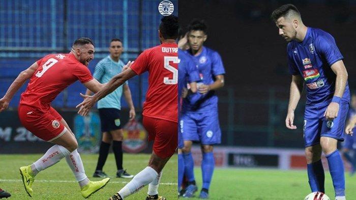 Setelah Kekalahan Persebaya, Jadwal Piala Gubernur Jatim Arema FC dan Persija Jakarta Main Hari Ini