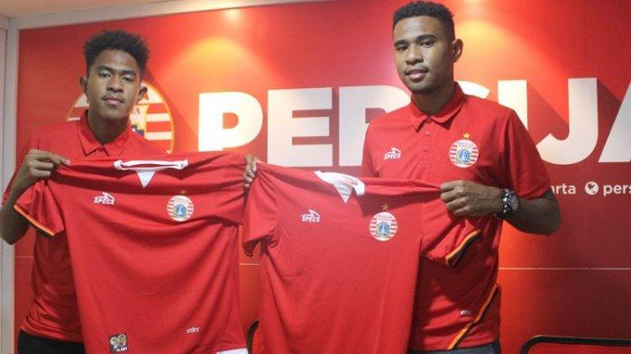 Dua Pemain Papua Jebolan Garuda Select Resmi Masuk Skuat Persija Jakarta