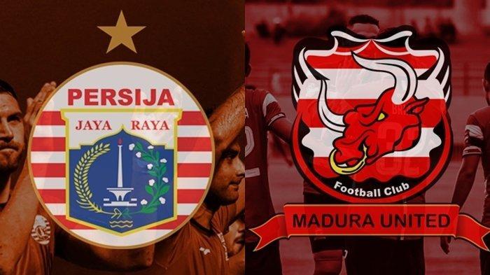 Live Streaming Persija vs Madura United, Semifinal Piala Gubernur Jatim 2020, Siaran Langsung MNC TV