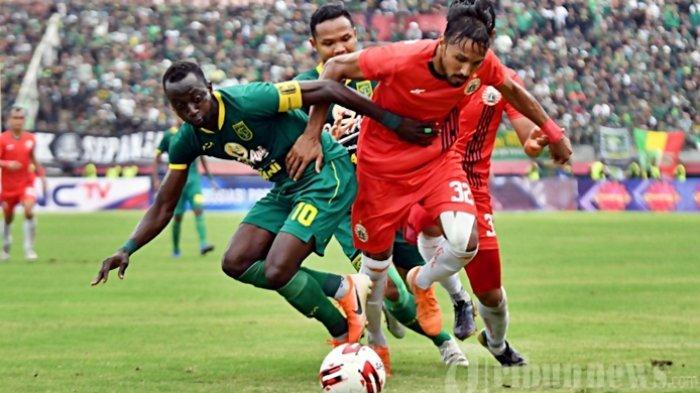 Virus Corona Serang Indonesia, Jadwal Liga 1 2020 Terancam, Persija vs Persebaya Bisa Tanpa Penonton