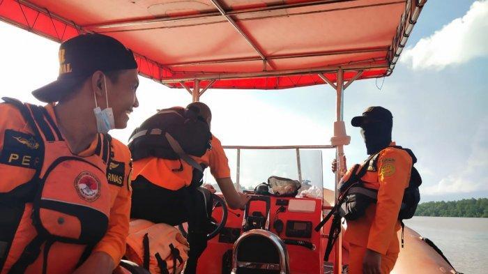 Satu Korban SB Riyan Speedboat Terbalik di Nunukan Belum Ditemukan, Tim SAR Gabungan Kembali Melaut