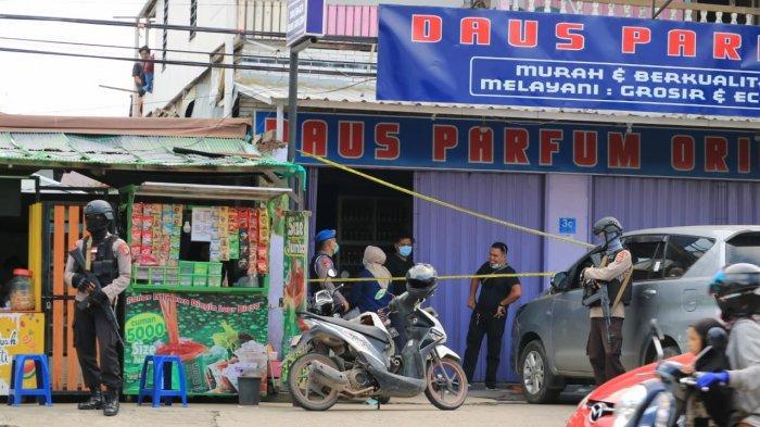 Terduga Teroris Samarinda, MI Tidak Familiar diantara Karyawan Daus Parfum