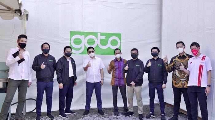 Pertama di Indonesia, Sinergi GoTo Bangun Rumah Oksigen Gotong Royong
