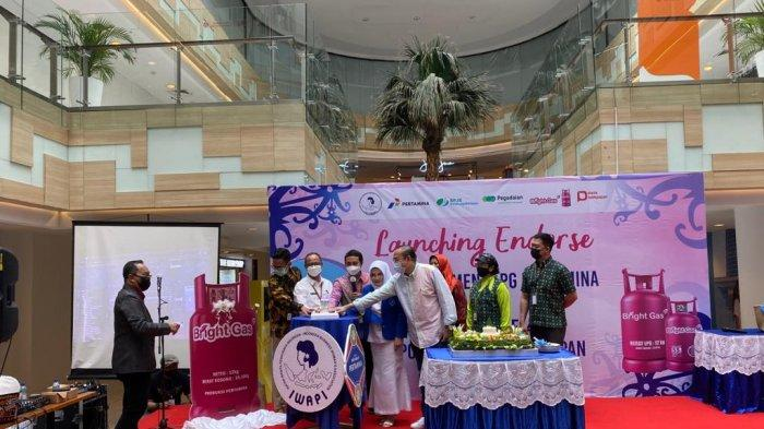 Iwapi Balikpapan Endorse Pinky Movement LPG Pertamina, Jadi Peluang Baru Pengusaha Perempuan