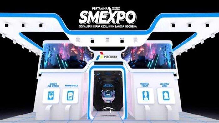 Dukung Gerakan Bangga Buatan Indonesia, Pertamina Gelar SMEXPO 2021