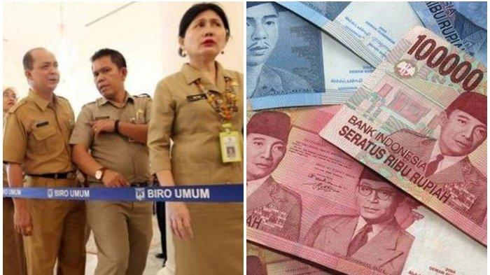 UPDATE! TERJAWAB Tanggal Gaji 13 PNS TNI Polri Pensiunan ...