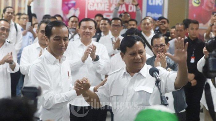 Gerindra Sodorkan Program ke Jokowi-Maruf dan Akan Tetap Oposisi Bila Ditolak, Satunya soal Energi