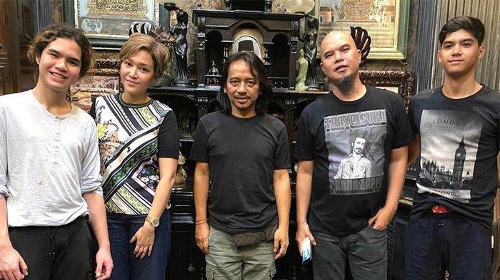 Setelah Indonesian Idol, Maia Estianty Bertemu Ahmad Dhani di RCM, Dewa Budjana Sebut Grup Band Baru
