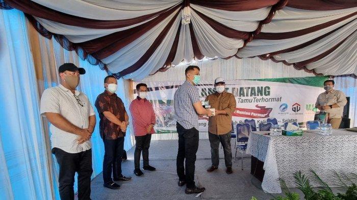 Perusahaan Properti Gandeng Bankaltimtara, Ekspansi Bisnisnya ke Kutai Kartanegara
