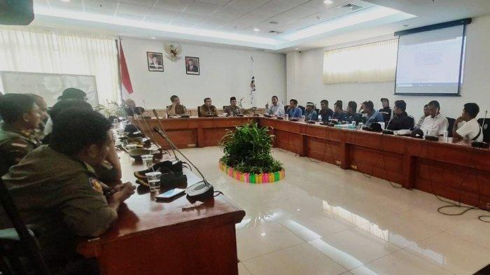 Tanggapi Tuntutan Pendemo, Pemkot Bontang Kalimantan Timur Minta Waktu 1 Minggu Verifikasi Lapangan