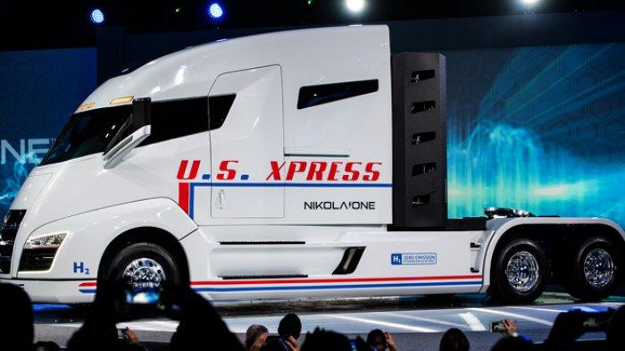 Perusahaan Angkutan Ini Pesan 800 Truk Listrik dan Truk Hidrogen, Mana Lebih Efisien?