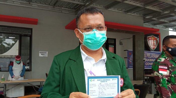 IDI Kaltara Sebut Vaksin Sinovac Aman Karena Matikan Virus Covid-19