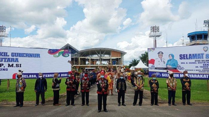 Sambut Kedatangan Wagub Kaltara Yansen Tipa Padan, Ini Harapan Tokoh Masyarakat di Malinau
