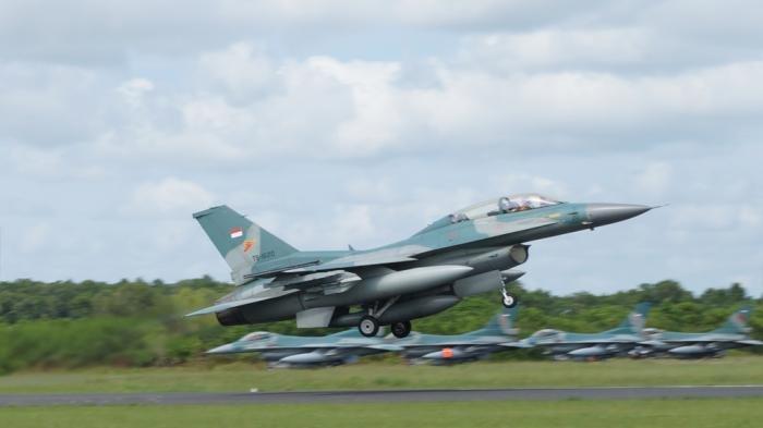 Viral Pesawat Tempur Akan Terbang Rendah untuk Bangunkan Sahur, Ini Penjelasan TNI AU