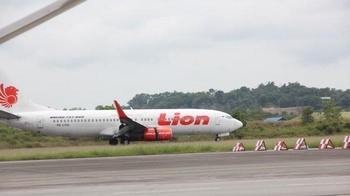 Ikuti Larangan Mudik, Lion Air Hari Ini Terakhir Angkut Penumpang di Bandara Juwata Tarakan