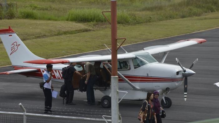 Penjemputan Warga Sakit Tertunda Gara-gara Pesawat Tak Diizinkan Terbang