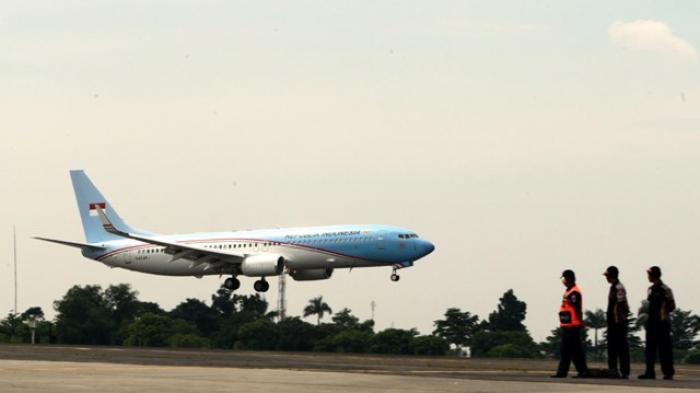 Politisi PKS Usul Tak Hanya Pesawat Presiden Dicat Merah-Putih tapi Mobil Dinas Jokowi Sekalian