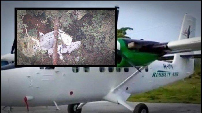 DETIK-DETIK Pesawat Rimbun Air Jatuh di Sarang KKB Papua, Evakuasi Dramatis tanpa TNI dan Polri
