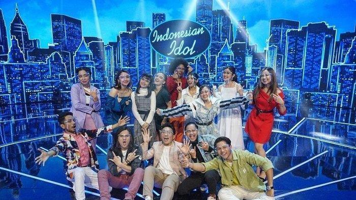 LENGKAP Jadwal Indonesian Idol 2021: Jam Tayang, Daftar Lagu, Cara Vote & Live Streaming RCTI di HP