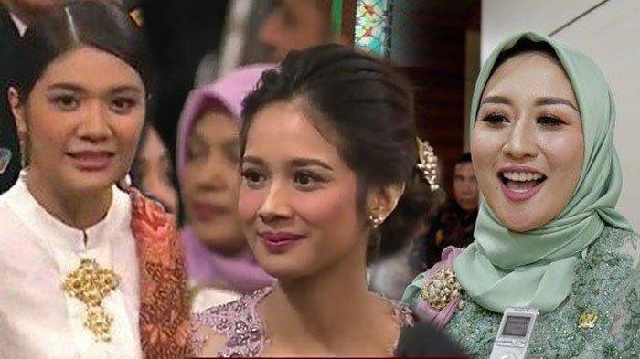 Pesona Cantik Istri-istri Menteri Jokowi 2019-2024: Nadiem Makarim, Wishnutama hingga Edhy Prabowo