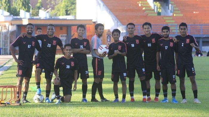 Jelang Laga Perdana Liga 1 2020 Lawan Persija Jakarta, Borneo FC Samarinda Matangkan Finishing
