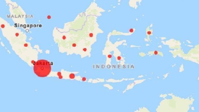 Sebaran 790 Pasien Positif Corona di Indonesia, Daerah Anies Baswedan Tiap Hari Tambah Kasus Baru