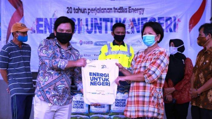 Petrosea Bagi 20.000 Paket Beras di Kaltim, Aksi Sosial Energi untuk Negeri HUT ke-20 Indika Energy