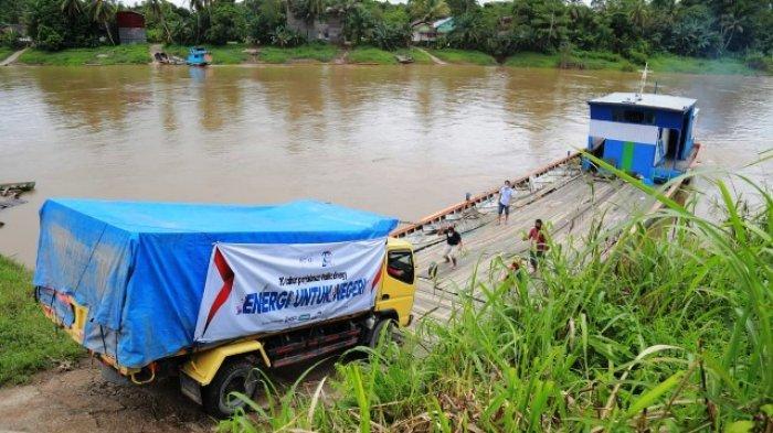MOBILE - Mobilisasi Beras di wilayah Tabang, Area Petrosea Tabang Project, Kabupaten Kutai Kartanegara.