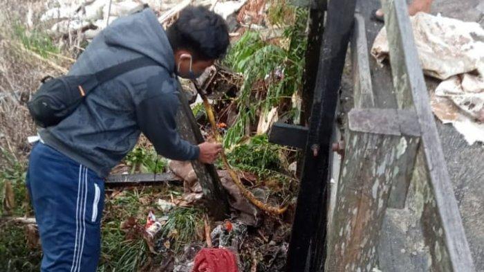 Warga Bakar Sampah Dekat Pipa Jargas, Semburan Api Nyaris Hanguskan Permukiman di Balikpapan Tengah