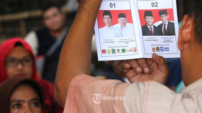 Hasil Quick Count Pilpres 2019 Menangkan Jokowi - Ma'ruf Amin, Bagimana Cara Kerja Quick Count?