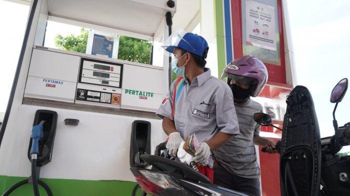 Kurangi Polusi Udara,Pertamina Tawarkan Program Langit Biru di Samarinda, Pertalite Seharga Premium