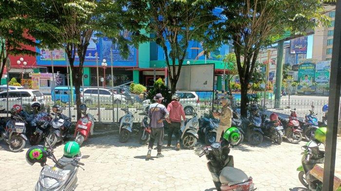 Penerapan e-Parkir di Tarakan Melibatkan RT, Tukang Parkir tak Lagi Terima Uang Tunai