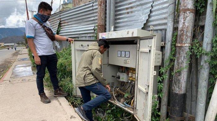 PLN Mulai Lakukan Perbaikan Jaringan Listrik di Wamena Pasca Kerusuhan
