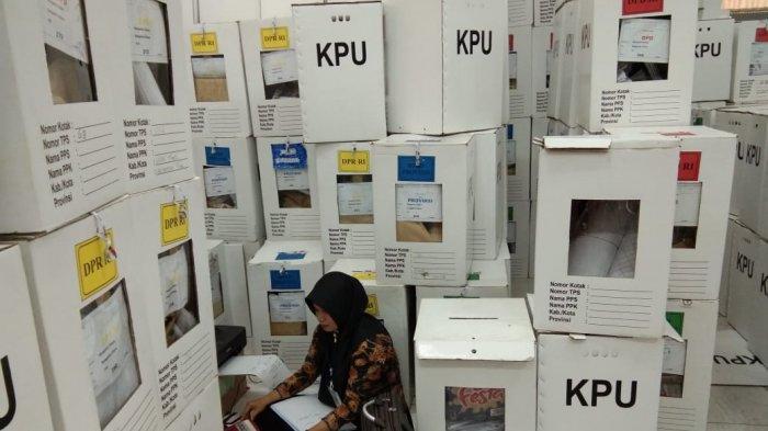 Kaleidoskop Politik 2019, Surat Suara Diduga Dicoblos, Aksi 22 Mei dan Demo Mahasiswa Tolak RUU KUHP