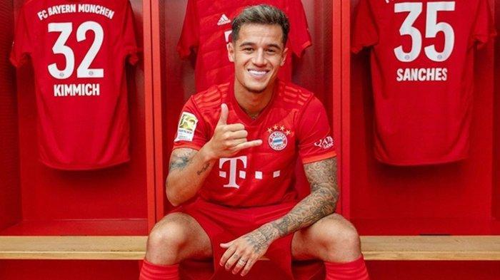 Pelatih Liverpool Beri Pesan Khusus untuk Coutinho di Bayern Muenchen, Buka Kans Reuni?