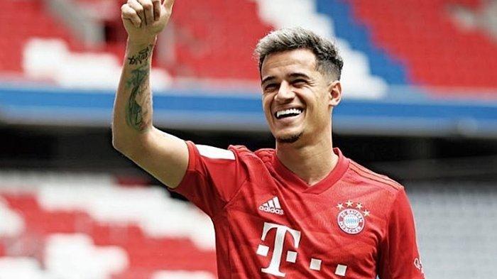 Gagal di Barcelona, Coutinho Akui Tertarik Main di Bundesliga Bareng Bayern Muenchen