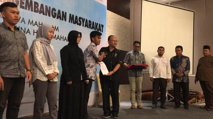 Pertamina Hulu Mahakam Serahkan Beasiswa, Ada 138 Mahasiswa di 19 Perguruan Tinggi Kalimantan Timur