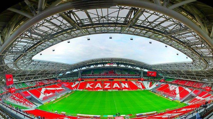 Kutukan di Kazan Arena, Tiga Mantan Juara Piala Dunia Tumbang di Stadion Megah Ini