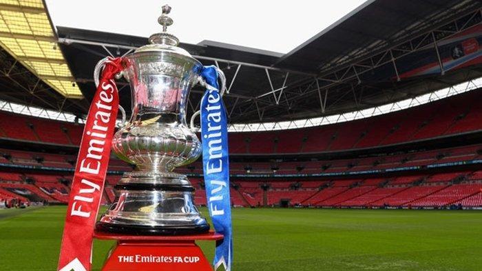 Hasil Undian Babak Keempat Piala FA, Arsenal vs Manchester United dan Crystal Palace vs Tottenham
