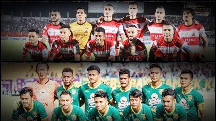 SERU! TONTON SEKARANG Piala Menpora 2021 Madura United vs Persebaya, Ada Link TV Online Indosiar