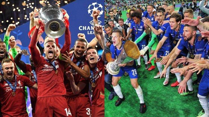 Piala Super Eropa 2019 - Liverpool vs Chelsea, Nostalgia Istanbul dan Head to Head Kedua Tim