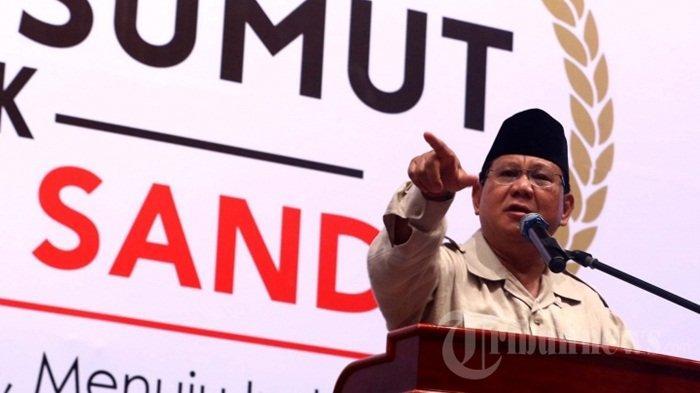 TERPOPULER Nama Prabowo Subianto Muncul Jadi Capres Potensial Pilpres 2024, Bagaimana Peluangnya?