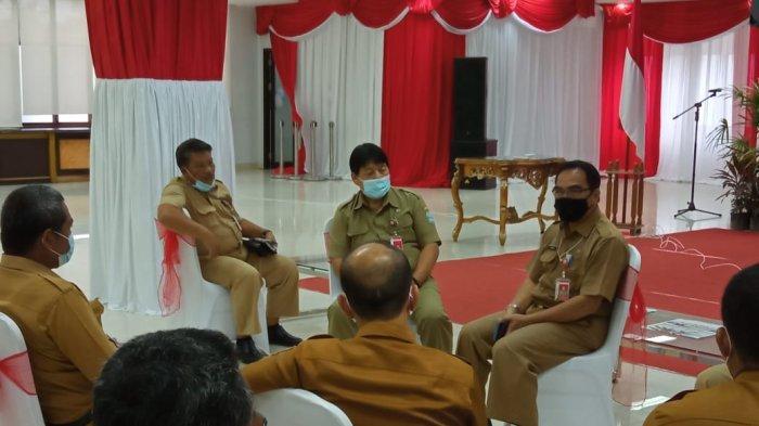 Zainal-Yansen Resmi Dilantik di Jakarta, Sekprov Kaltara Sebut Masih Persiapkan Acara Penyambutan
