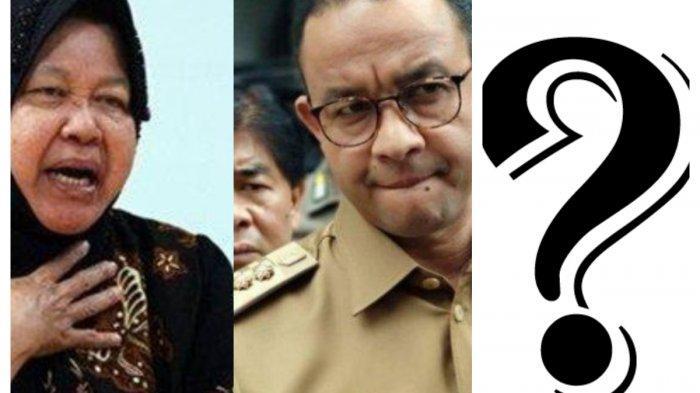 Hasil Survei Terbaru Median untuk Pilgub DKI, Risma Ancam Posisi Anies Baswedan, Ada yang Ingin Ahok