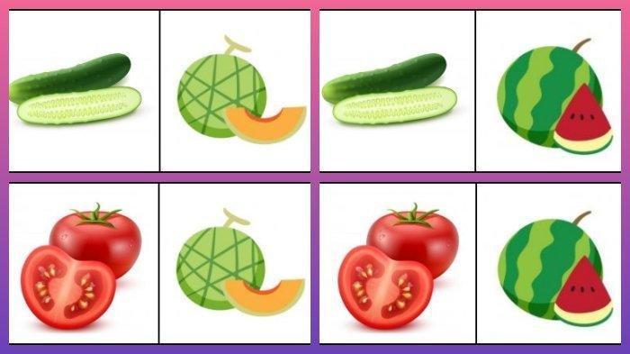 Tes Kepribadian: Pilih 2 Antara Timun/Tomat & Melon/Semangka, Jawabannya Akan Ungkap Karakter Aslimu