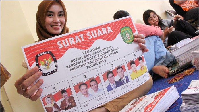 Pilkada Asimetris dari Mendagri Tito Karnavian Kabinet Jokowi Maruf Amin, Begini Respon KPU Kukar