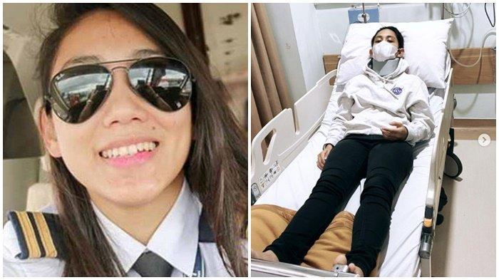 Pilot yang Dijodohkan dengan El Rumi Alami Kecelakaan, Mobil Hangus, Begini Kondisi Athira Farina